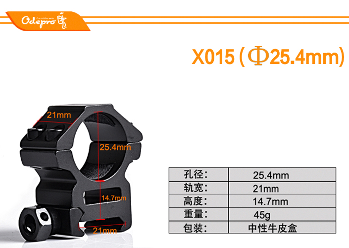 x015 specification