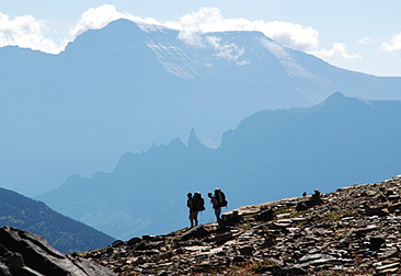 Tips for outdoor mountain hiking